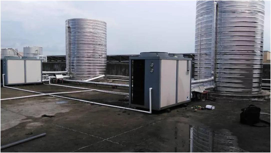 空气能热水器安装位置