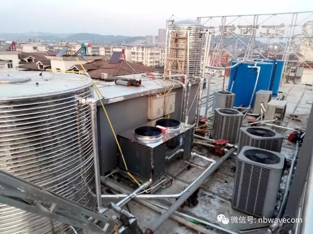 开式热水系统