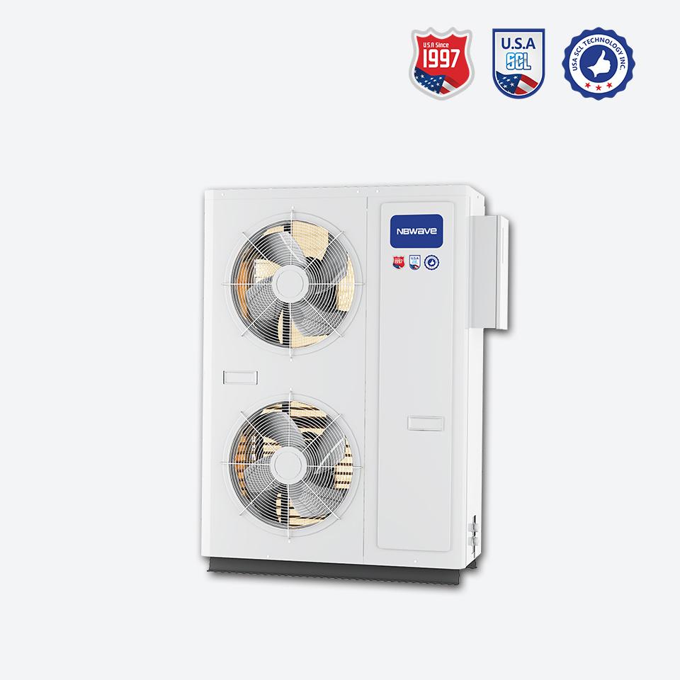 风冷热泵——地暖冷风机