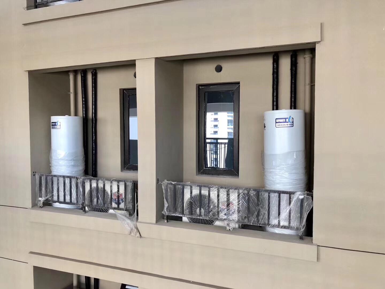 空气能房产配套