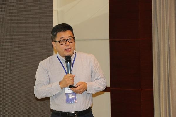 全國冷凍空調設備標準化技術委員會秘書長張明圣