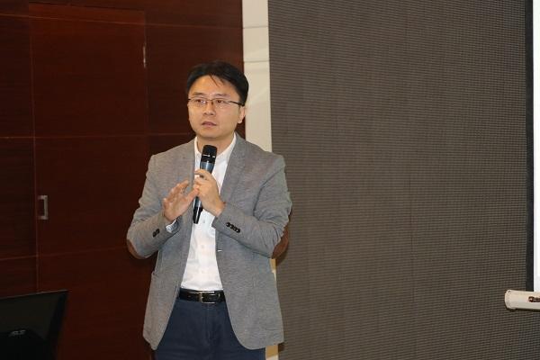 熱泵產業聯盟副秘書長趙恒誼