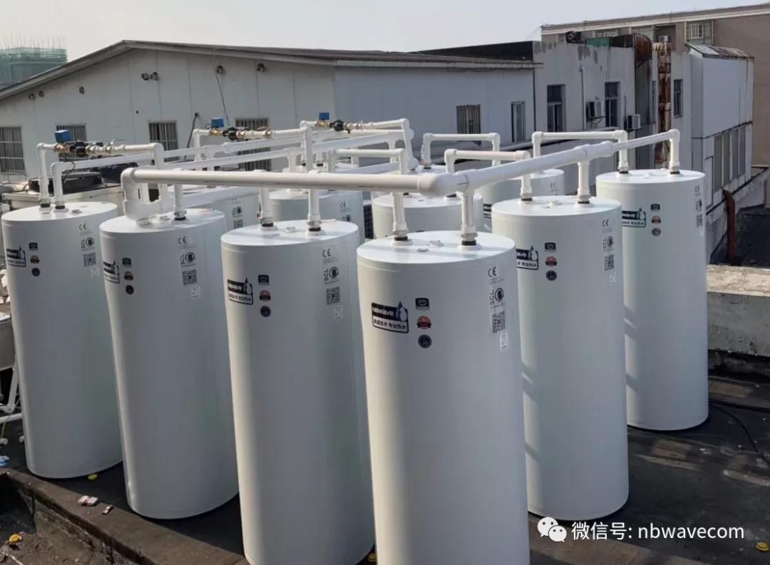 热水工程案例1
