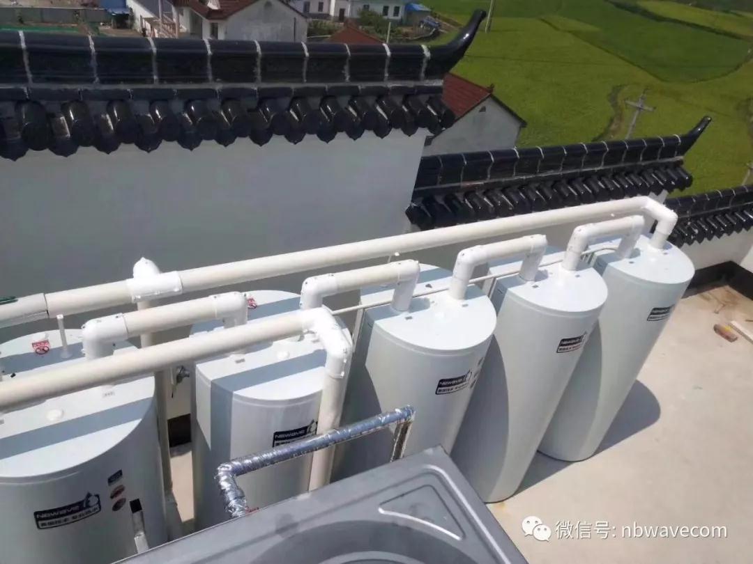 热水工程案例3