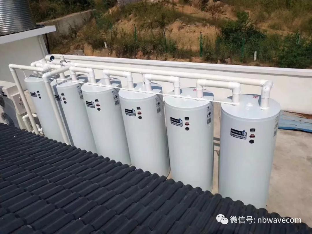 热水工程案例2