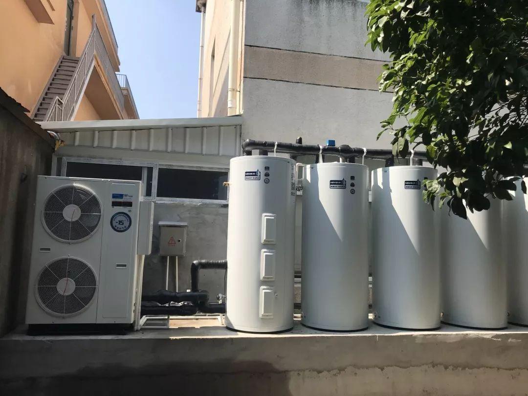 模块承压热水系统
