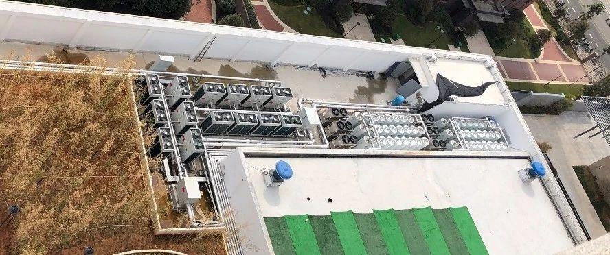 酒店热水工程