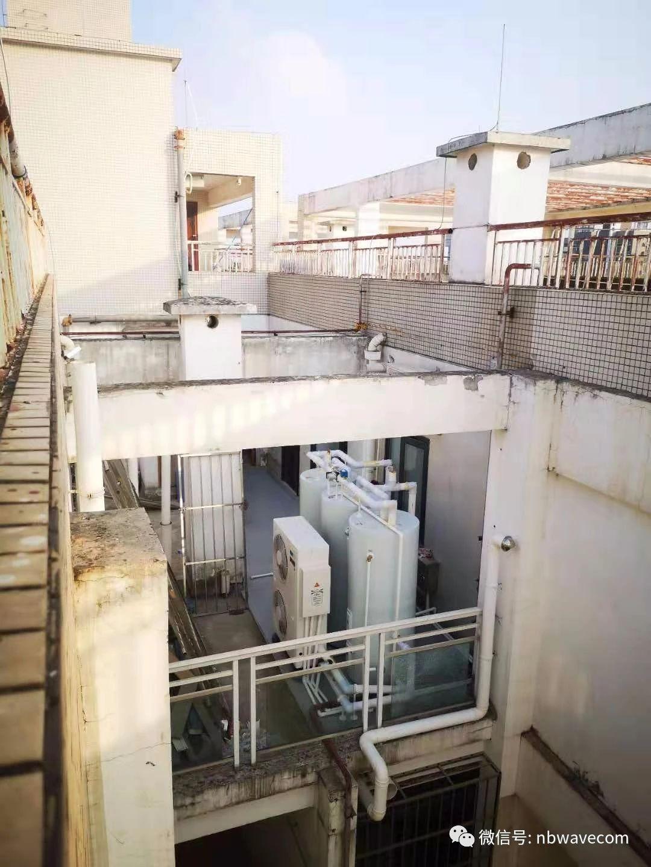 高楼热水系统